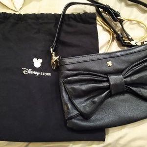 Disney Store Minnie mouse crossbody bag.